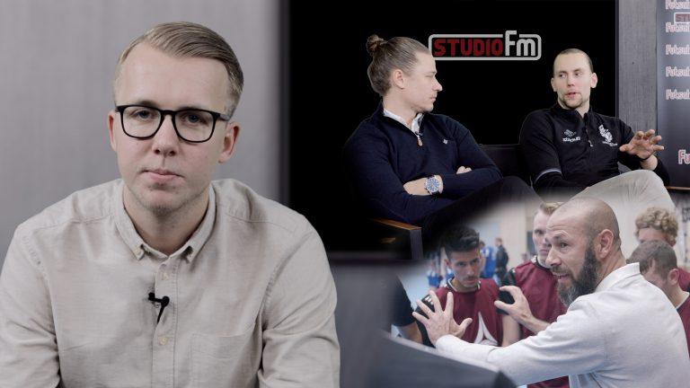 Studio FM – avsnitt 7: Christoffer Lundh och Krister Andersson (del 2)
