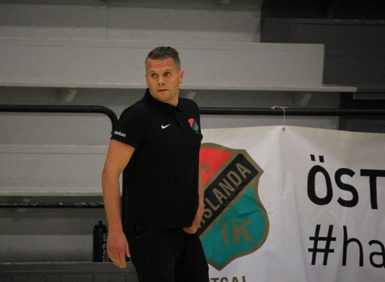 Fredrik Augustin lämnar Torslanda