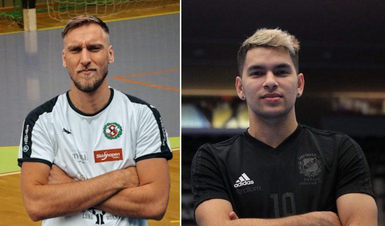 """Eftertraktad och målfarlig duo klar för ÖSK Futsal: """"Varit vår prio"""""""