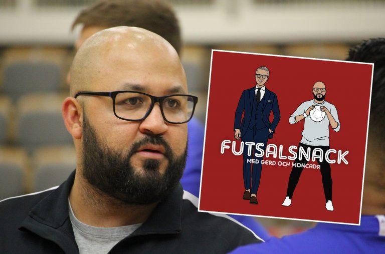 Andrés Moncada ny expert i Futsalsnack