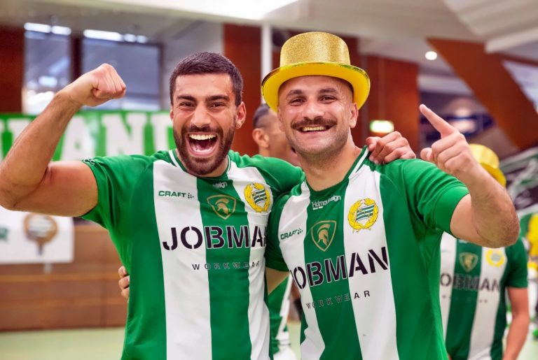 Hammarby klar för ny SM-final