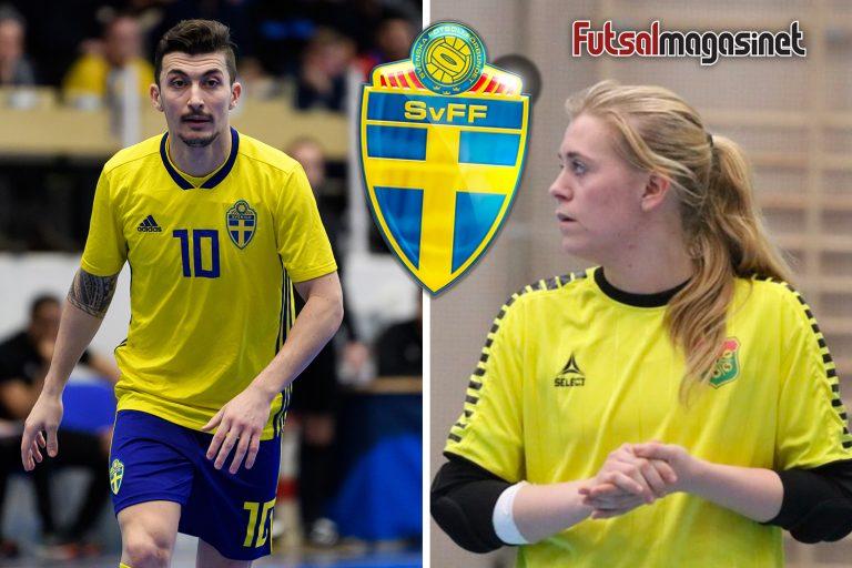 Petrit Zhubi och Hilma Lundqvist prisade som årets spelare