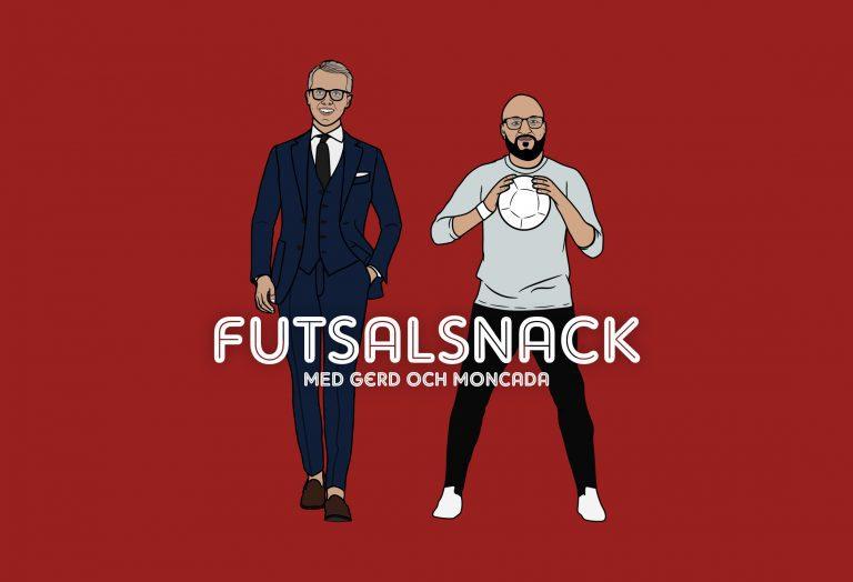 Missa inte något poddavsnitt – prenumerera på Futsalsnack