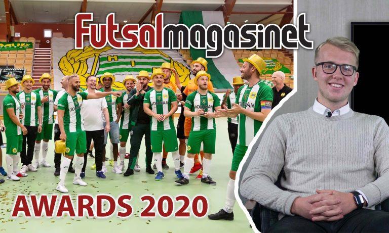 2020 går mot sitt slut – här är Futsalmagasinet Awards