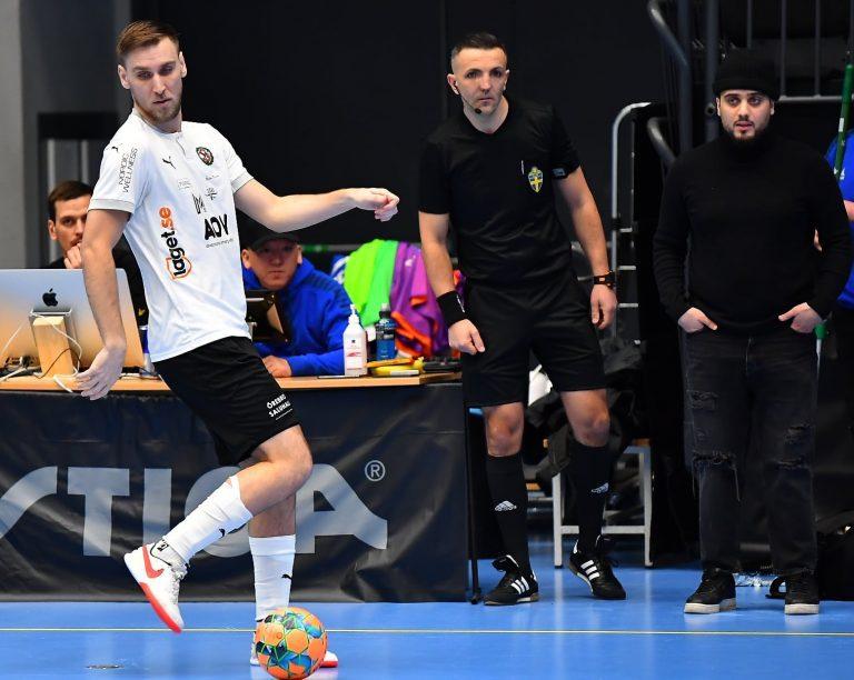 ÖSK Futsal till historisk SM-final