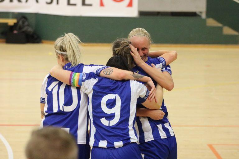 Nytt SM-guld för IFK Göteborgs damer