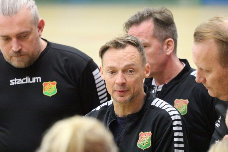 Silvertränaren lämnar GAIS Futsal