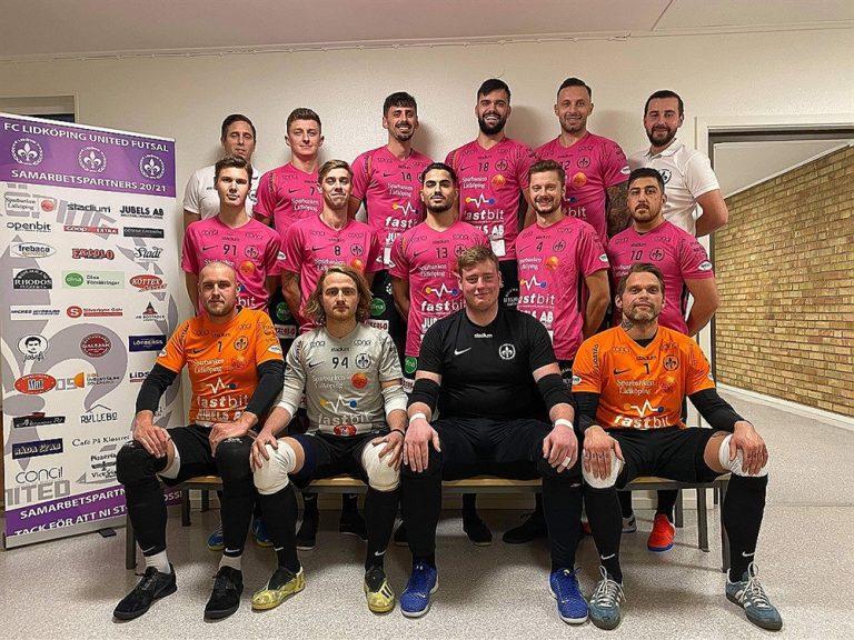 Landslagsduo klar för Lidköping United