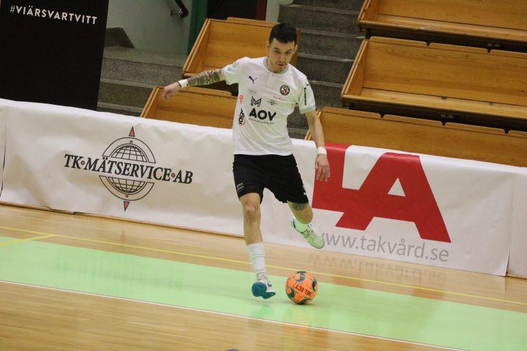 Brassen stannar i ÖSK Futsal