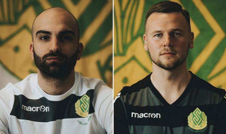 Duo klar för Stallarholmen – värvar från rivalen