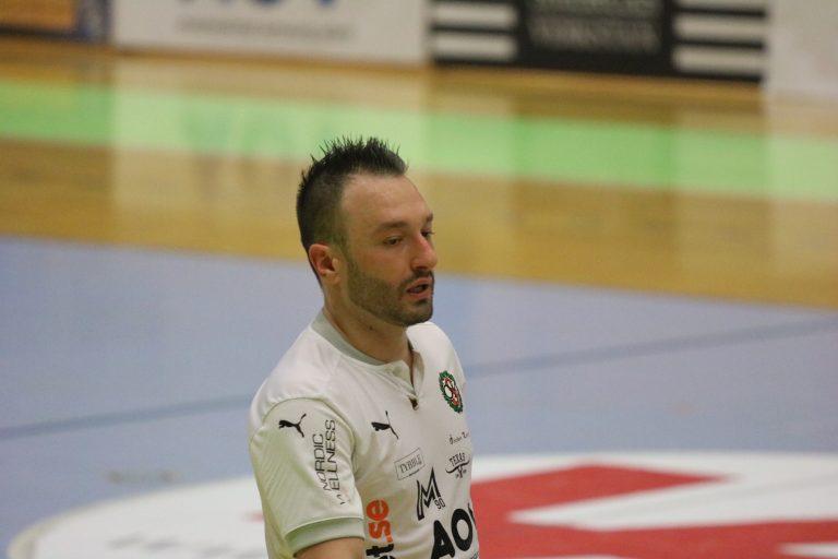 """Han är nästa spelare som lämnar ÖSK Futsal: """"Ett tufft beslut"""""""