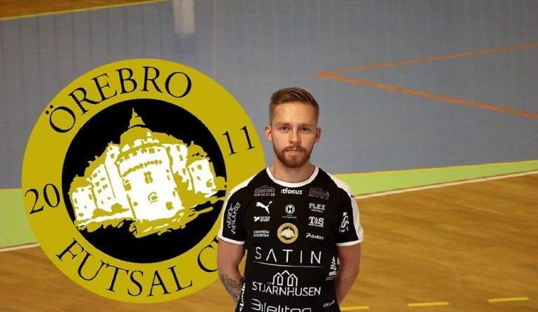 Hjalmarsson fortsätter i Örebro FC