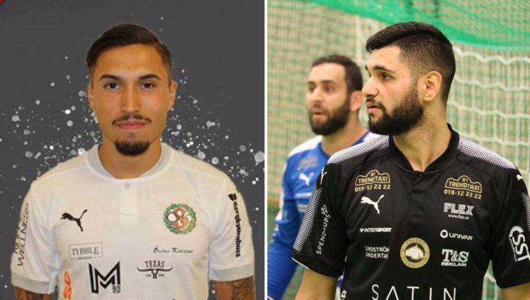 ÖSK Futsal värvar från seriekonkurrenterna
