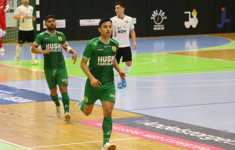 Hammarby avslutade med seger