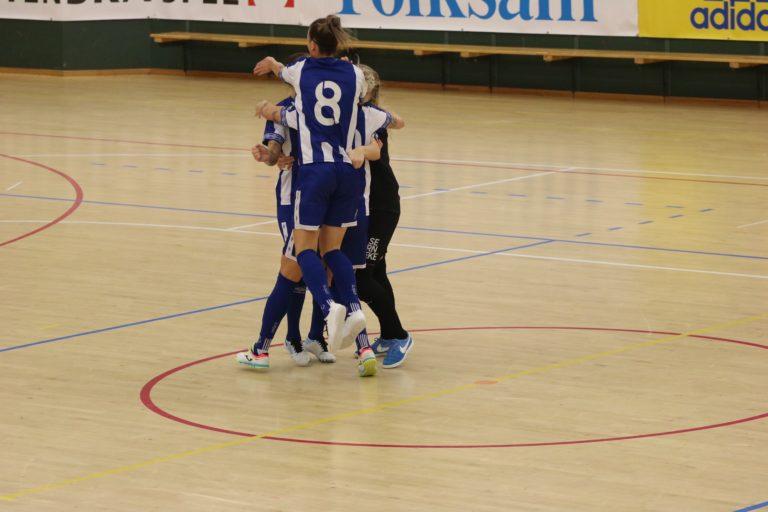 Seger för IFK Göteborg i RFL-premiären